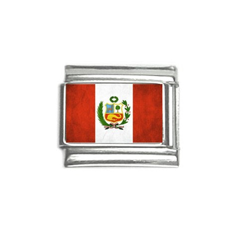Authentic Nomination International Flag - Peru