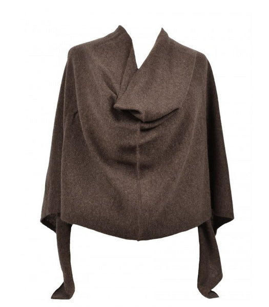 Claudia Nichole Cashmere Dress Topper - Boar