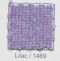 Cashmere Travel Wrap - Lilac