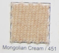 Cashmere Travel Wrap - Mongolian Cream