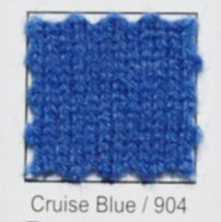 Claudia Nichole Cashmere Mini Duster - Cruise Blue