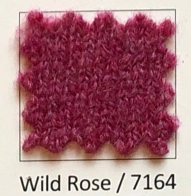 Claudia Nichole Cashmere Dress Topper - Wild Rose