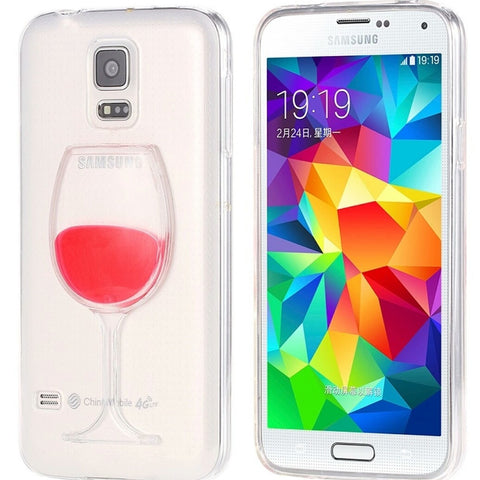 Samsung Wine Phone Case