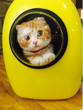 Space Capsule Cat Carrier