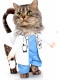 Nurse Cat Costume
