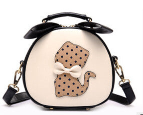 Cat bag bow