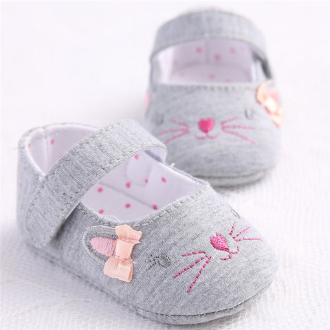 Baby Cat Cotton Anti slip shoes