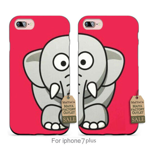 Best Friends Forever Cute Elephant