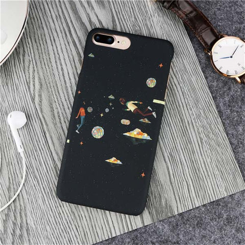 Moon Stars Case for iphone