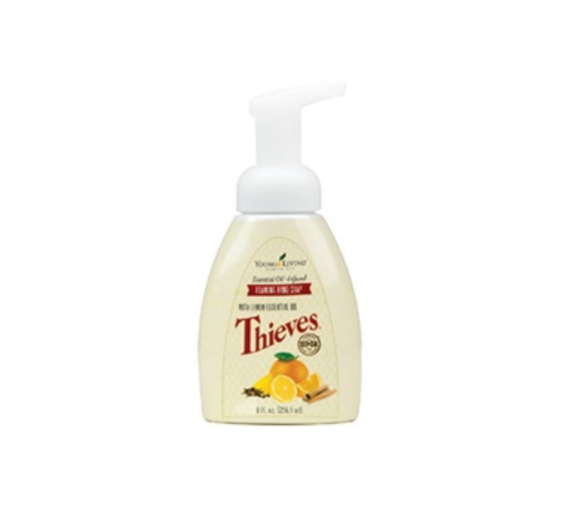 Thieves Foaming Hand Soap The Dressing Room