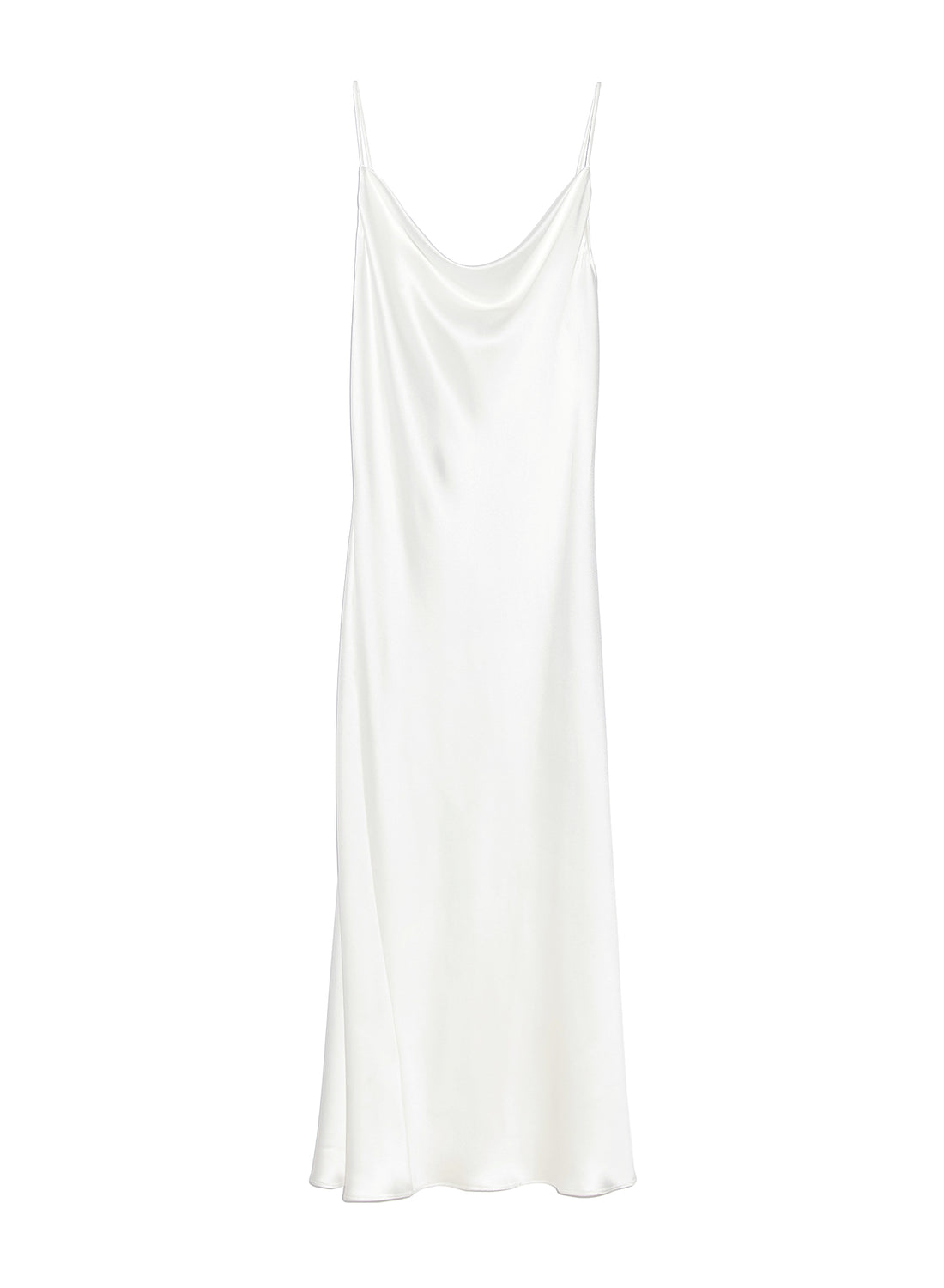 Cowl Neck Slip Dress
