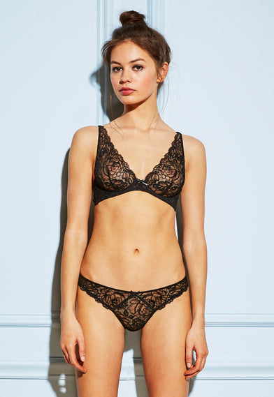 Chateau Lace Bra