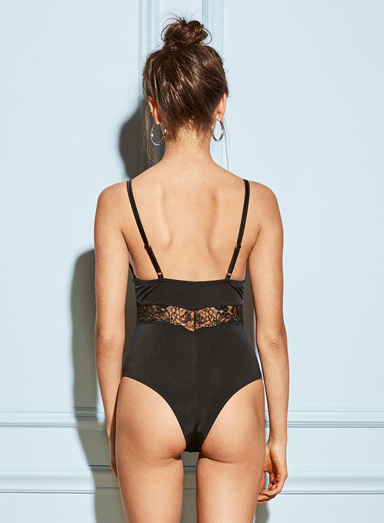 Chateau Lace Bodysuit