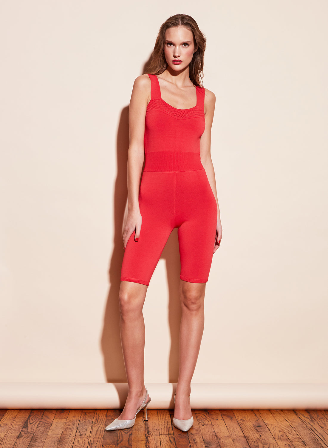 Bike Short Jumpsuit