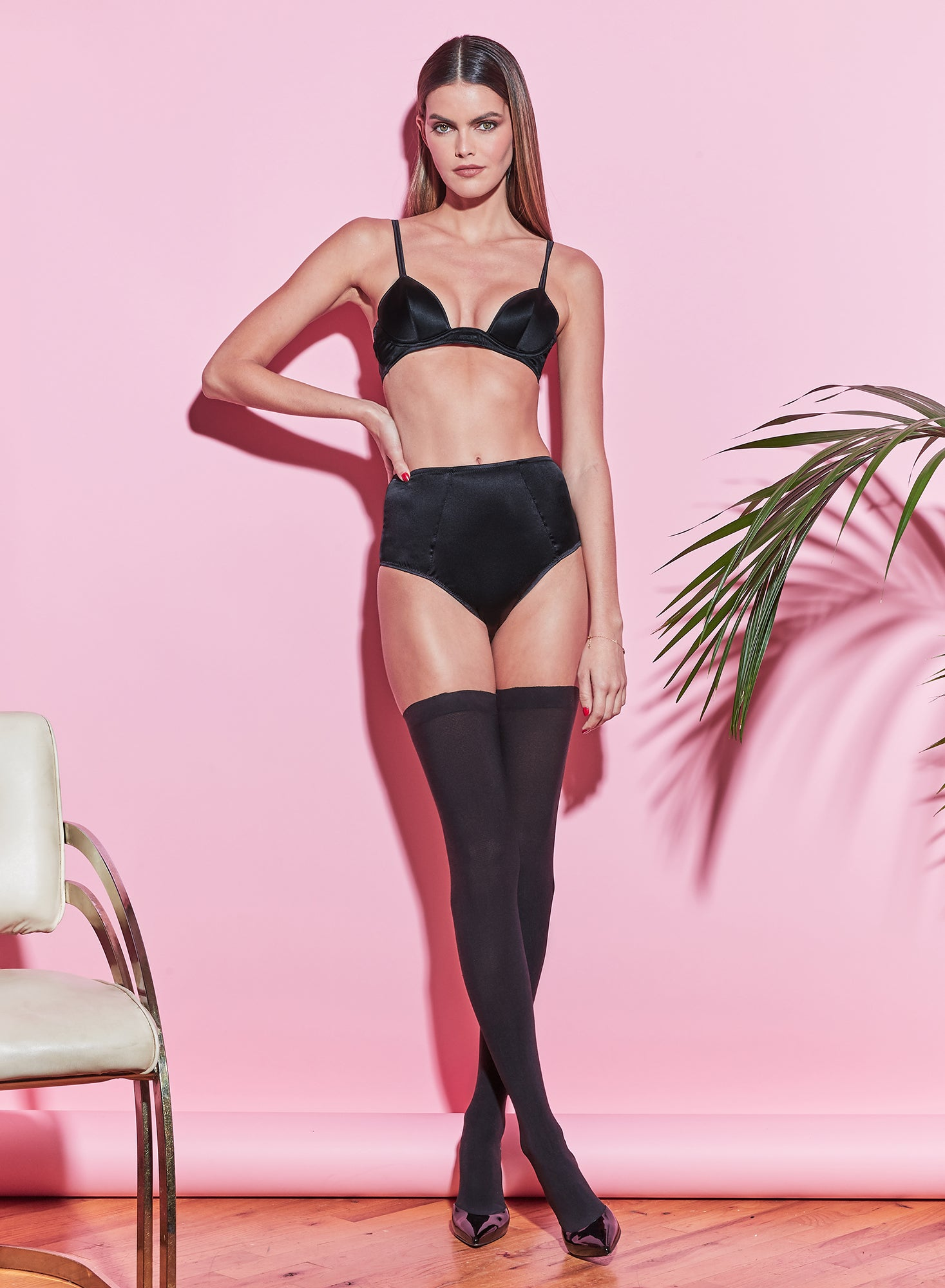 Luxe High Waist Panty
