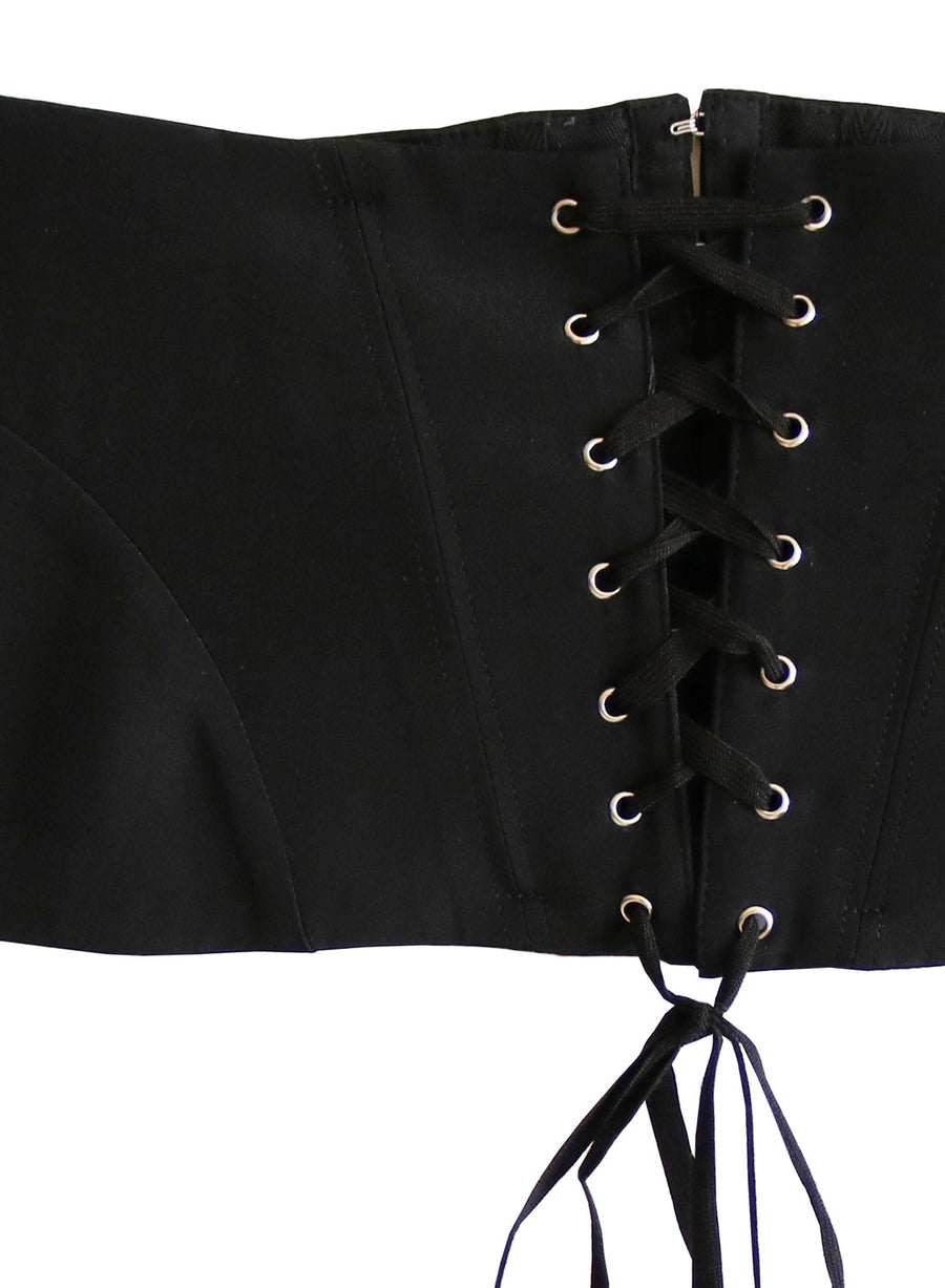 Lacing Corset Belt