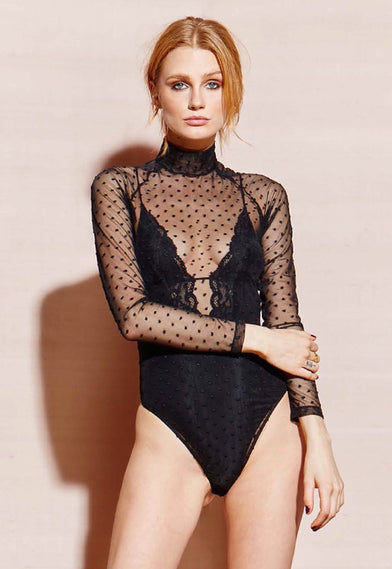 Dot Bodysuit