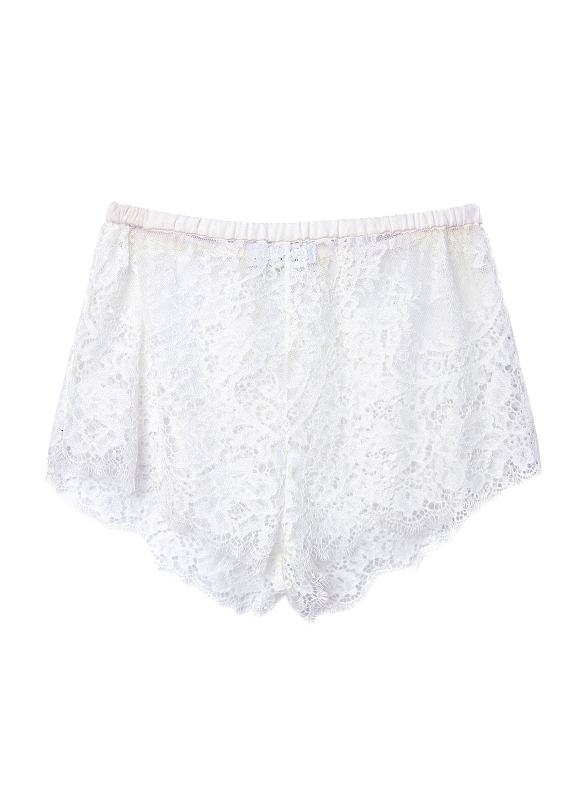 Cillis Lace Tap Shorts