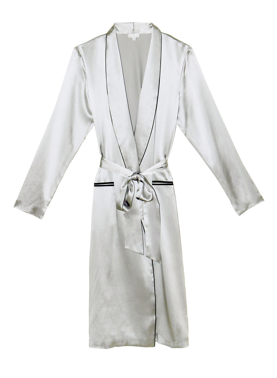 Long Smoking Robe