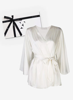 Angel Sleeve Robe Gift Box