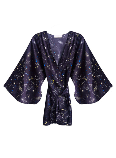 Angel Sleeve Robe