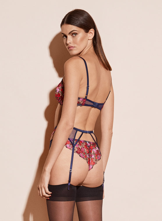 Cherry Embroidery Cheeky
