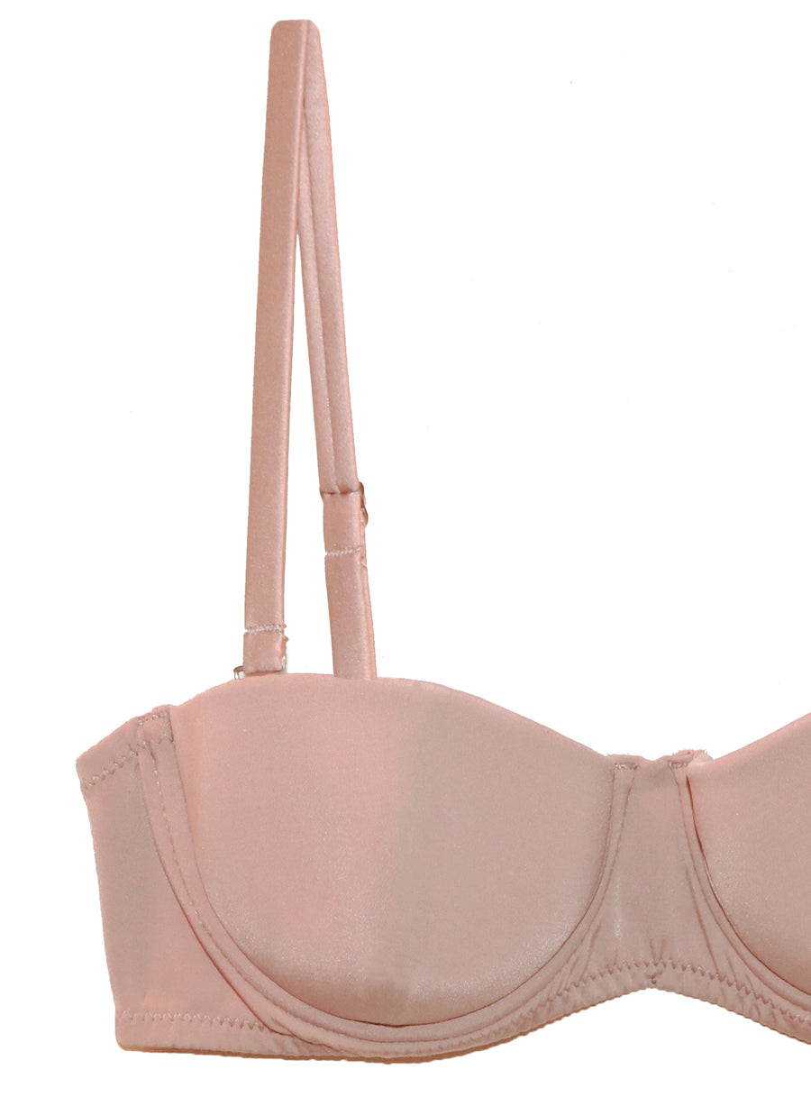 Molded Convertible Strapless Bra