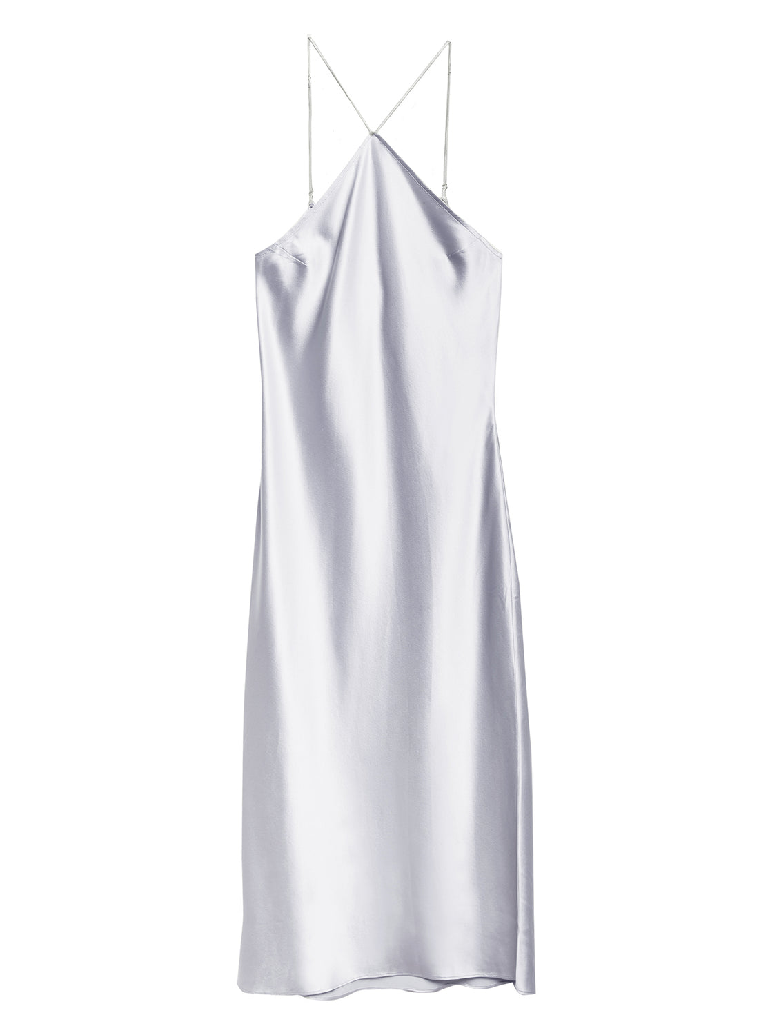 Halter Neck Slip Dress