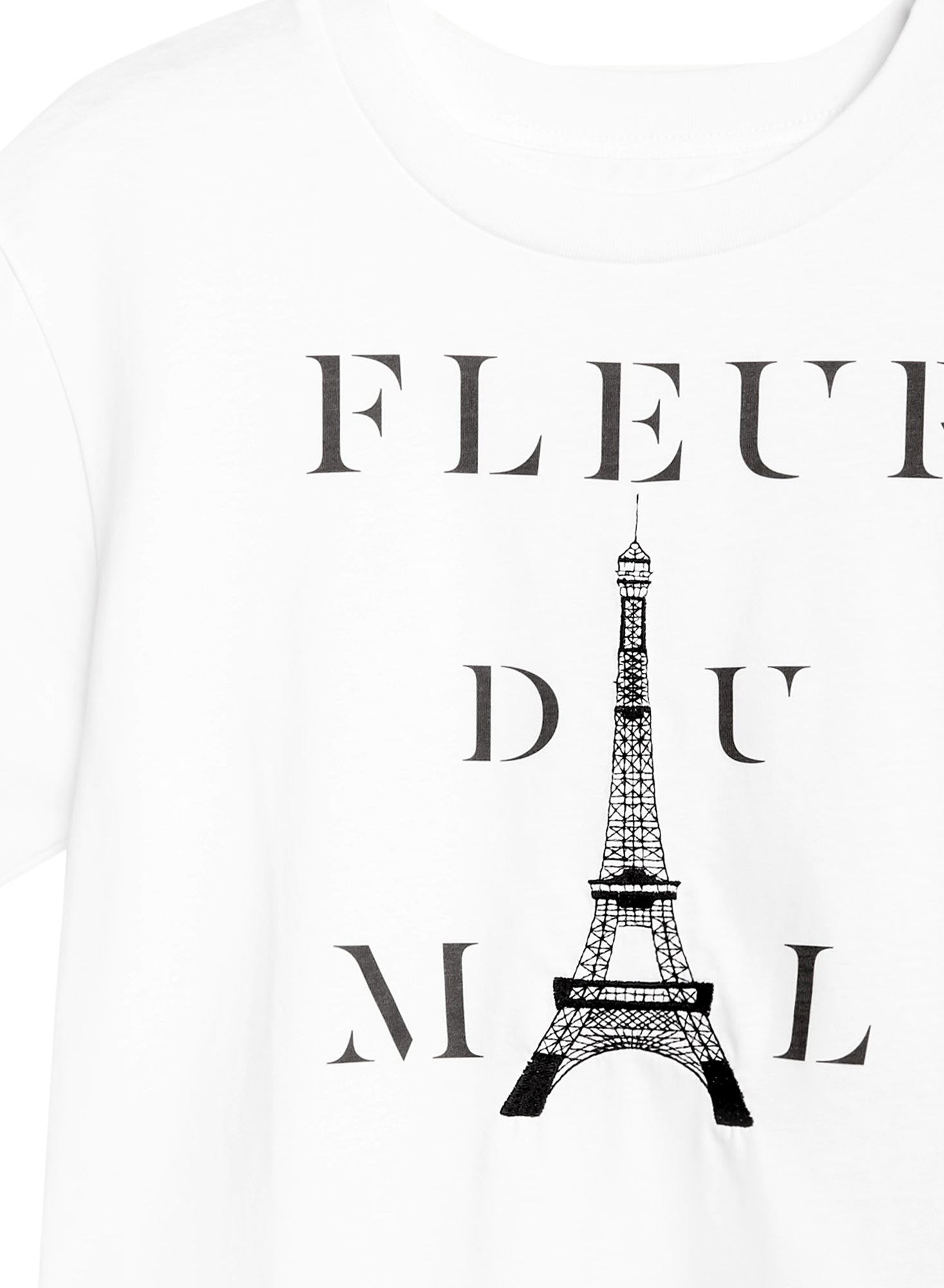 Kiss Me in Paris Tee