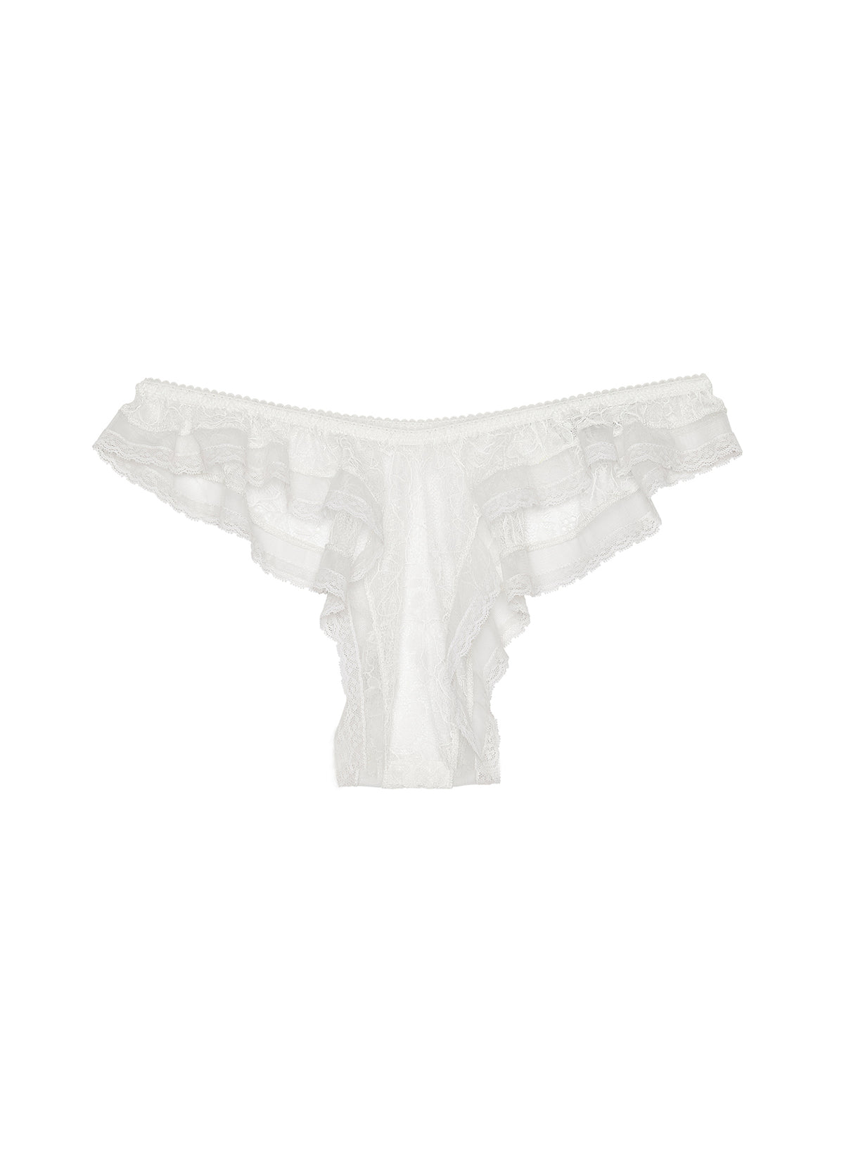 Loulou Lace Flirty Cheeky