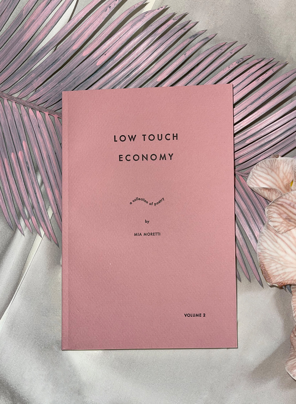 Low Touch Economy: A Book of Love Poems