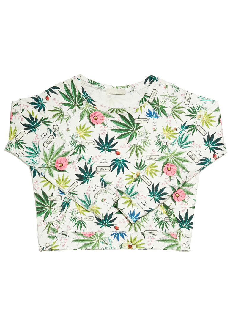 Botanical Sweatshirt