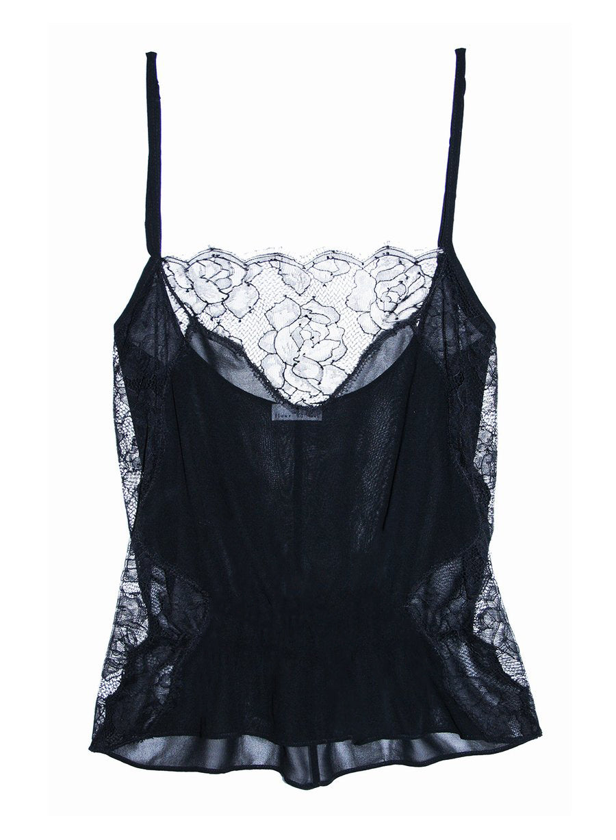 Rose Lace Cami