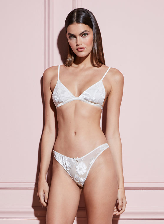Fil Coupé Triangle Bra