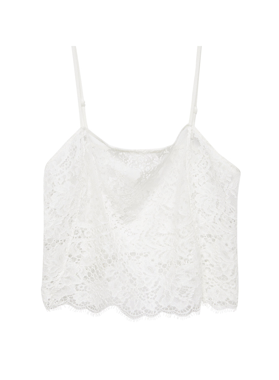 Allover Lace Cami