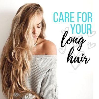 Care For Your Long Hair