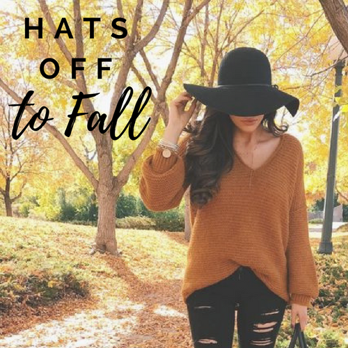 Hats off to Fall