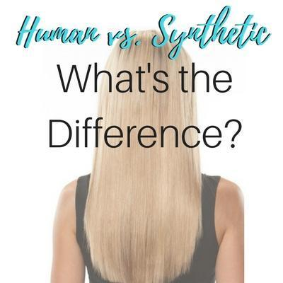 Human vs. Synthetic Hair: What's the difference?