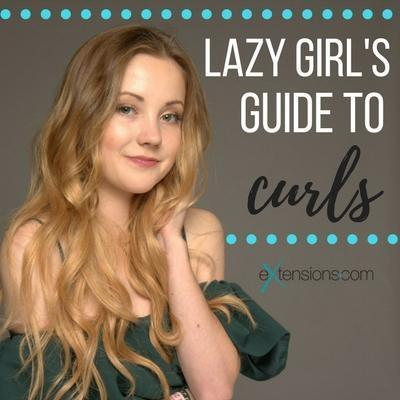 Lazy Girl's Guide to Curls