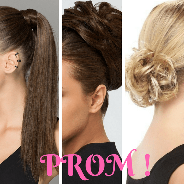 Prom Hairstyle Updos - Hair Extensions.com