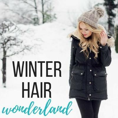 Winter Hair Wonderland