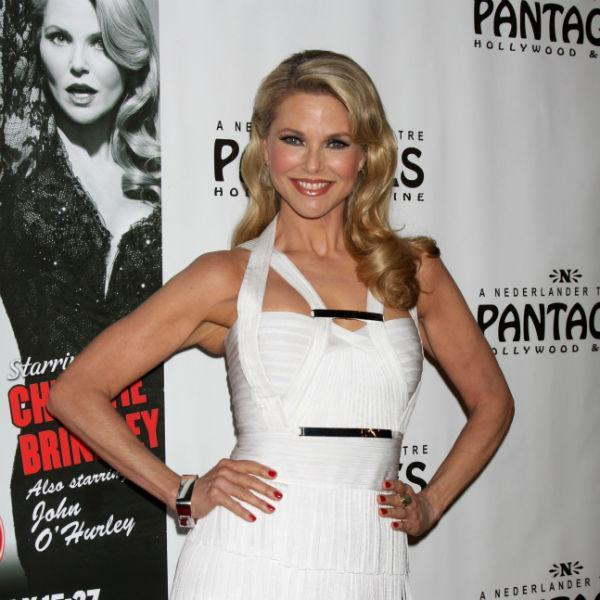 Christie Brinkley Hair Extensions for Ultra Long Layers!