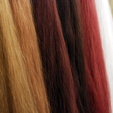Great Lengths hair extensions colors