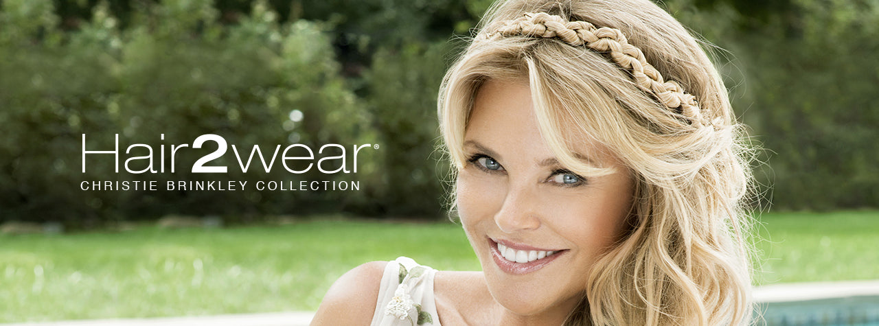 Christie Brinkley Hair Extensions Pieces Hair2wear Tagged