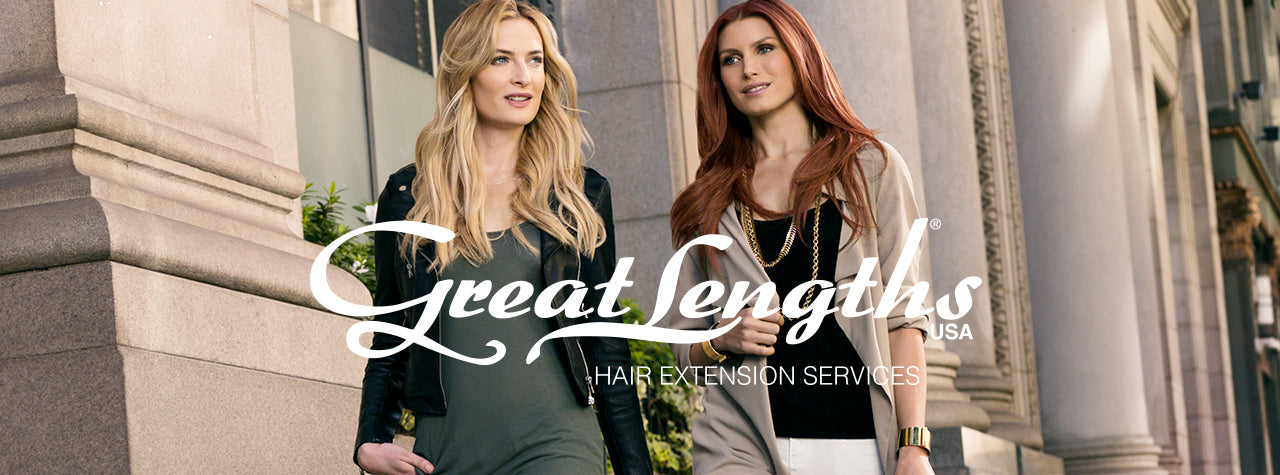Great Lengths USA | Professional Hair Extensions