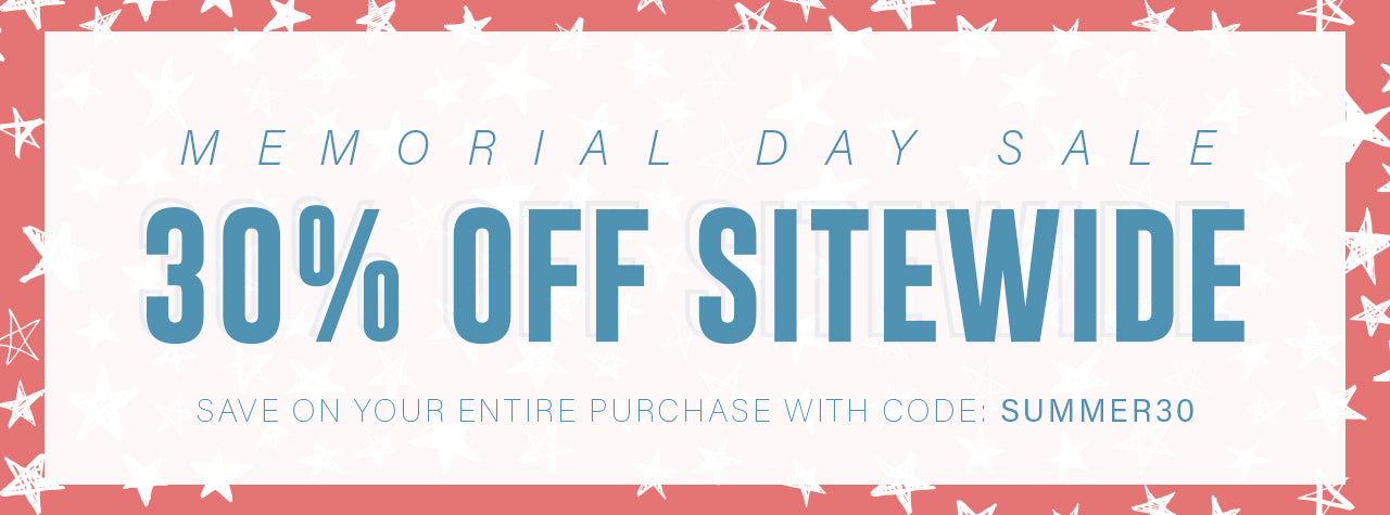 Memorial Day Sale on Extensions