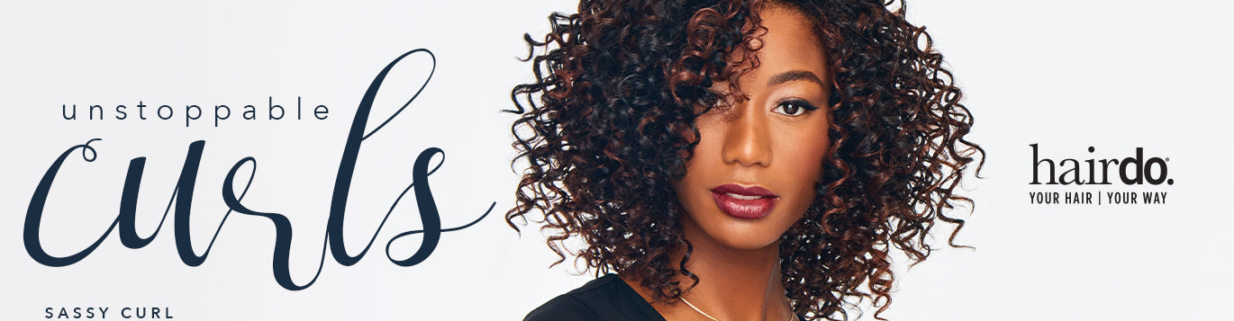 Hairdo Curly Wigs