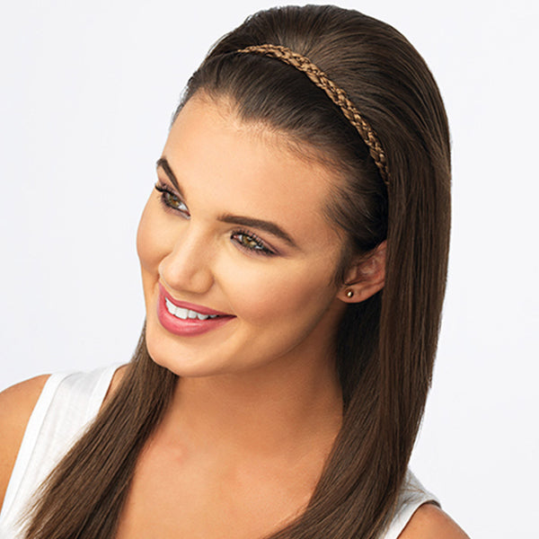 Double Braid Headband by POP by hairdo