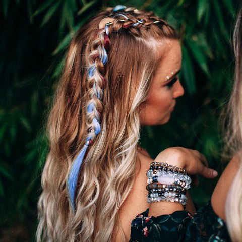 Swell Wild Free Festival Hairstyles Hair Extensions Com Schematic Wiring Diagrams Amerangerunnerswayorg