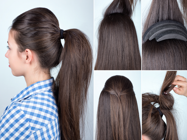 Easy Ponytail Hairstyles Hair Extensions
